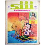 Siii Para Coleccionistas Revista Solo Para Adultos