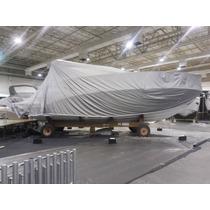 Capa Para Barcos / Lanchas De 27 Á 30 Pés Impermeavel