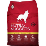 Nutranuggets Lamb & Rice (cordero Y Arroz) 15kg