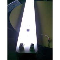 Plafon porta tubos fluorescentes en mercado libre argentina for Porta tubos fluorescentes