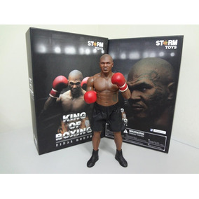 Figura 1/6 Mike Tyson - King Of Boxing Storm Toys Hot Toys