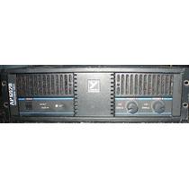 Amplificador Yorkville Ap6020 4000 Watts Rms Usado Garantia