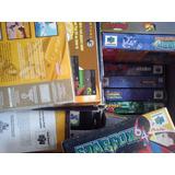 Vendo Mi Coleccion Juegos N64 Leer Loop123