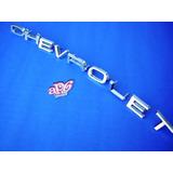 Chevrolet C10 Pick Up . Juego Letras Capot 69 / 71 Plasticas