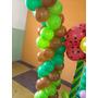 Arco + Base Plastica P/ Arco De Balões E Pequenas Colunas