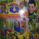 Brinquedos Coleção Bonecos Tree Fu Tom