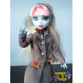 Boneca Monster High Abbey Bominable Mattel