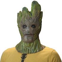 Disfraz La Máscara Biztm Guardián Hombre Del Árbol Groot Ca