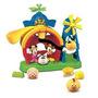Granja Playset Casa De Mickey Mouse De Mickey