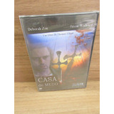 Dvd - Casa Do Medo - Um Filme De Thomas Elliott - Novo