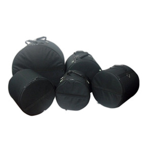 Kit De Bags 5 Pçs Tons 8, 10, 12, Bumbo 18 E Caixa 14 X 5,5