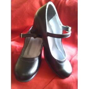 Zapatos De Flamenco Y Danza Nuevos