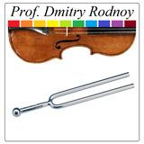 Afinador La440hz + Asesoramiento Con El Prof. Dmitry Rodnoy