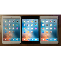 Tablet Apple Ipad Mini 16gb Wifi Negra Blanca Original Barat