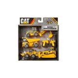 Construccion Toy State Caterpillar Construction Mini