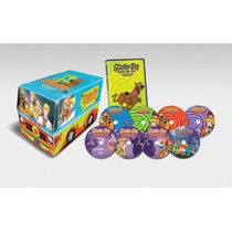 Scooby-doo Where Are You Complete Collection Box Set Dvd