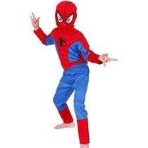 Disfraz De Spiderman, Batman, Frozen, Capitan America Etc