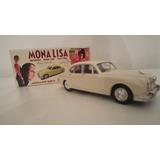 Jaguar Mk Ii Monalisa Bob Hoskins Y Michael Caine Vanguards