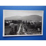 Postal Antigua / La Falda Vista Desde El Parque Hotel