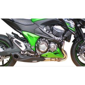 Escapamento Cs Racing Kawasaki Z800
