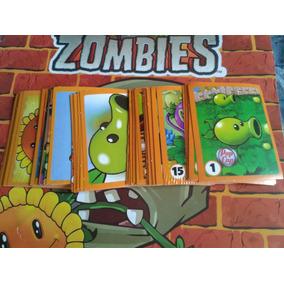 Estampas Para Albúm Plants Vs Zombies.