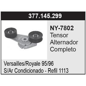 Tensor Direcao Hidraulica Vw Gol/parati 95/ - Saveiro