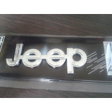 Emblema Jeep Wagonner