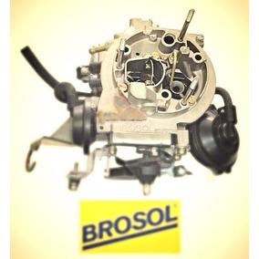 Carburador 3e Álcool Gm Opala E Caravan 4cc 2.500 89/91