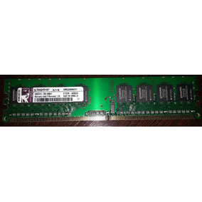 Memoria Ram Kingston 512mb Ddr2 533mhz Non Ecc Nova