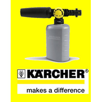 Boquilla Para Aplicar Espuma Karcher 0.6 Lts Con Regulador