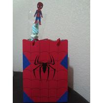 Dulceros Hombre Araña / Spiderman