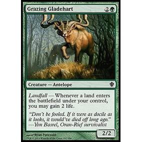 Magic - 4x Cervo-de-clareira Pastejador / Grazing Gladehart