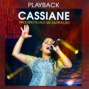 Playback Cassiane - Um Espetáculo De Adoração