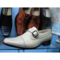Calzado Monkstrap Hombre Zapatos Vestir Trujillo Botas Cuero
