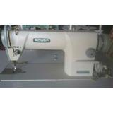 Máquina De Costura Industrial Reta Marca Siruba Completa