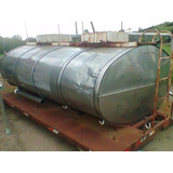 Tanque Pipa Transporte Aço Inox 5000 Lt.