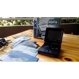 Consola Game Boy Advance Sp Con Caja+manuales+cargador