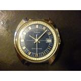 Reloj Timex A Cuerda Con Calendario Para Reparar Case France