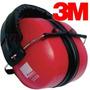 Protetor Abafador Auditivo 3m Pomp Muffler Auricular 23db