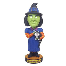Boneca Bruxa Verde Bobble Head - Classic Favorites