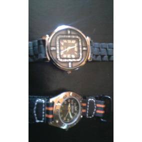 Reloj Japones Nuevo Inoxidables Impermeables Valparaiso