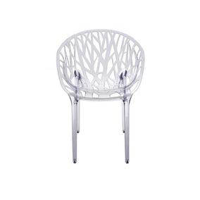 Cadeira Crystal Em Policarbonato Desconto Na Compra De 4 Und