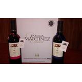 Vino Tinto Artesanal Famila Martinez Croce. Oferta!!!