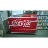 Geladeira Freezer Horizontal Coca-cola Original Zn Horto