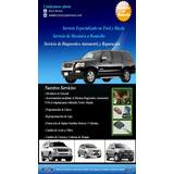 Servicio De Escaner Automotriz Ford Y Mecanica A Domicilio