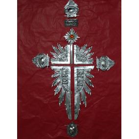 Conjunto De Resplendor Para Cruscifixo Sao13 Peças