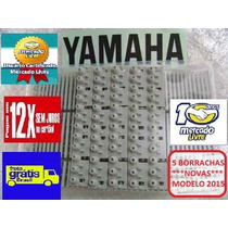 Kit 5 Borrachas Teclado Yamaha Psr185 Psr180 Frete Grátis