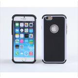 Estuche Protector Antichoque Iphone 6 Colores Remate