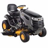 Mini Tractor Poulan Motor B&s 22hp 48 De Corte