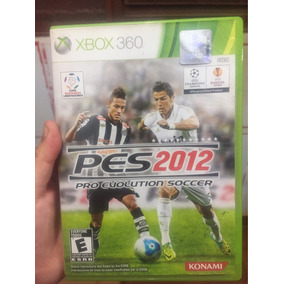 Pes 2012 Xbox 360 Xbox360